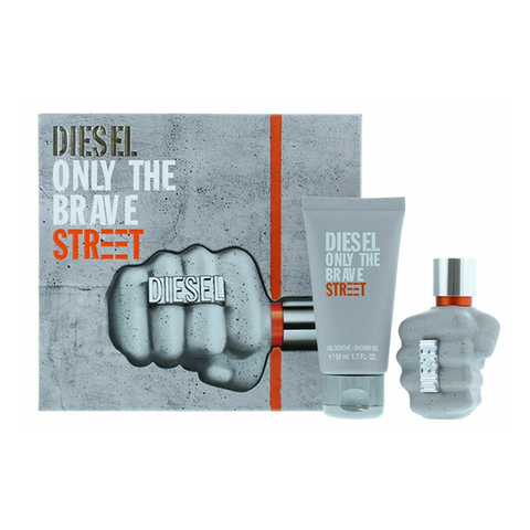 Diesel Only The Brave Street Gift Set 2PC in UK