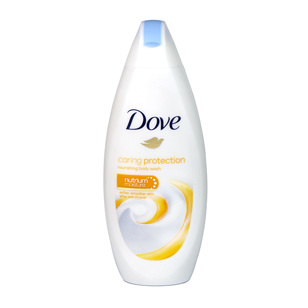 Dove Caring Protection Body Wash 250ml in UK