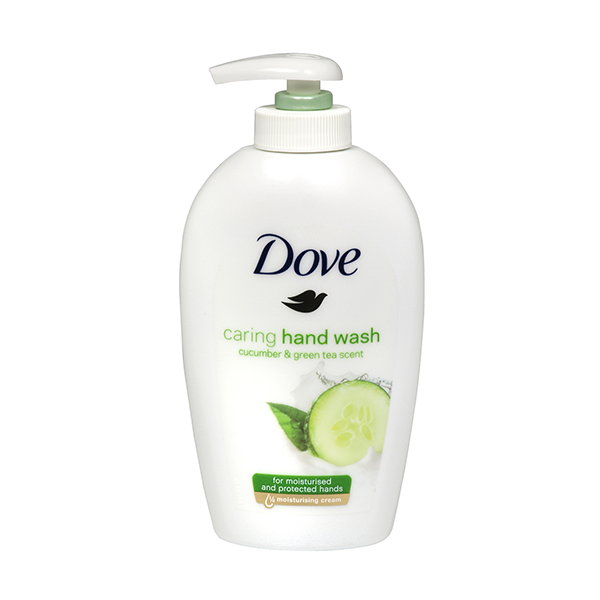Dove Cucumber & Green Tea Hand Wash 250ml in UK