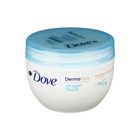 Dove Derma Spa Oxygen Touch Normal To Dry Skin Cloud Cream 300ml in UK