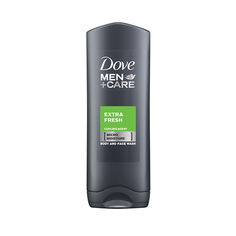 Dove Men + Care Extra Fresh Body & Face Wash 250ml in UK