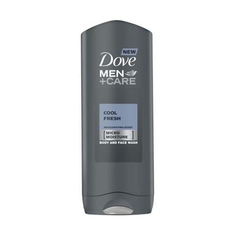 Dove Men+Care Cool Fresh Body & Face Wash 400ml in UK