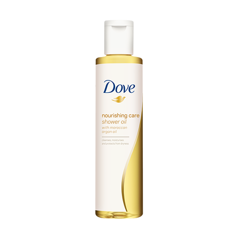 Dove Nourishing Care Shower Oil With Moroccan Argan Oil 200ml in UK