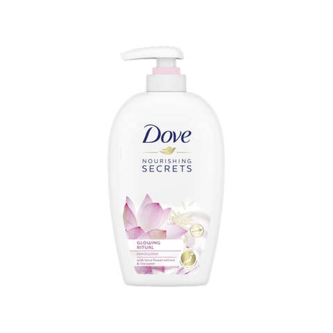 Dove Nourishing Secrets Lotus Flower & Rice Water Hand Wash 250ml in UK