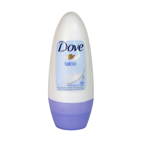Dove Talco Roll On Deodorant 50ml in UK