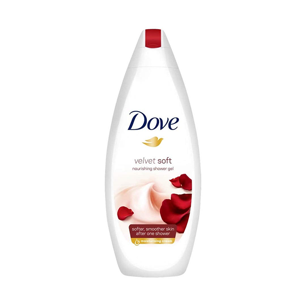 Dove Velvet Soft Body Wash 500ml in UK