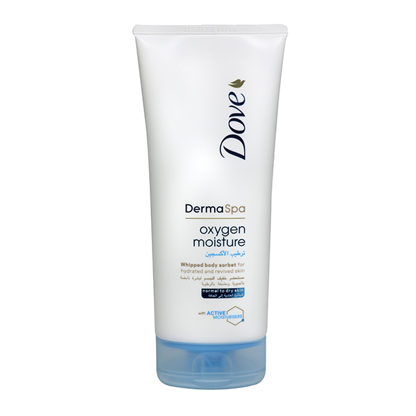 Dove Derma Spa Oxygen Body Lotion 200ml