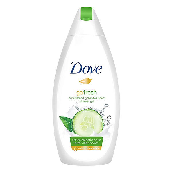 Dove Go Fresh Cucumber & Green Tea Body Wash 500ml in UK