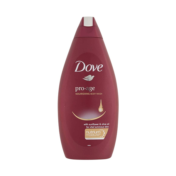 Dove Pro Age Body Wash 500ml in UK