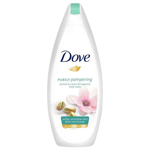 Dove Purely Pampering Pistachio Cream Body Wash 250ml in UK