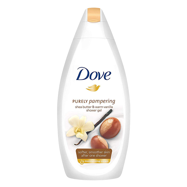 Dove Purely Pampering Shea Butter with Warm Vanilla Body Wash 500ml in UK