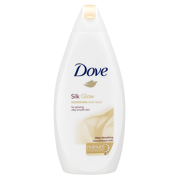 Dove Silk Glow Body Wash 500ml in UK