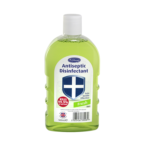 Dr Johnson's Disinfectant Fresh 500ml