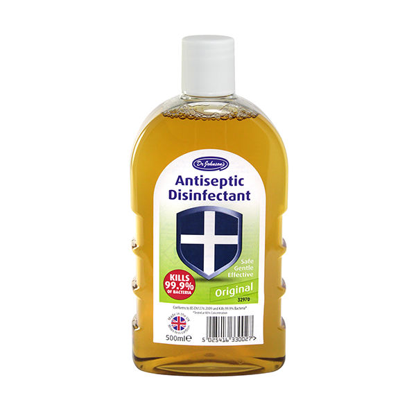 Dr Johnson's Disinfectant Original 500ml in UK