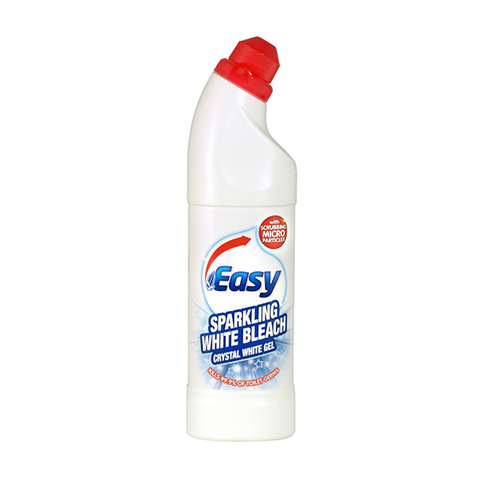Easy Bleach Sparkling Crystal White Gel 750ml in UK