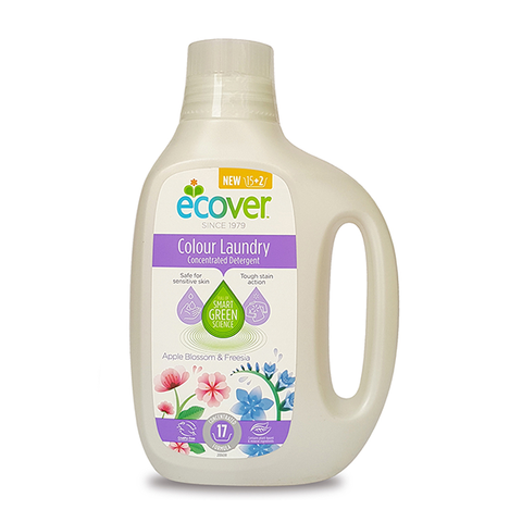 Ecover Liquid Colour Apple Blossom Detergent 850ml 17W in UK