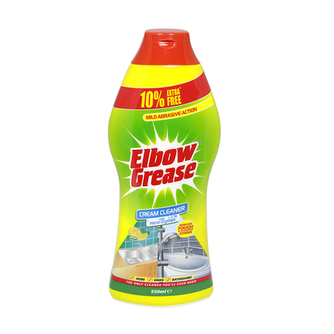 Elbow Grease Cream Cleaner With Micro Crystals 550ml in UK