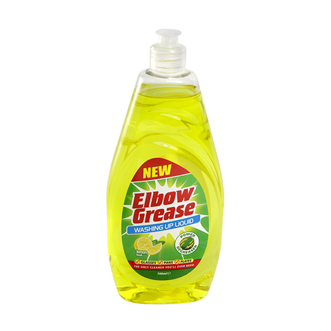 Elbow Grease Wash Up Lemon Fresh 740ml in UK