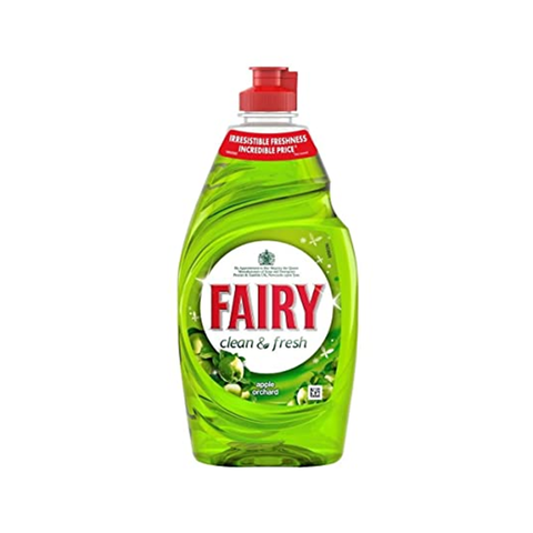 Fairy Washing Up Liquid Apple Orchard 383ml in UK