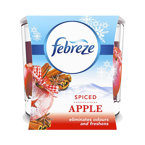 Febreze Spiced Apple Candle 100g in UK