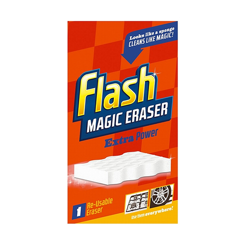 Flash Magic Eraser Extra Power in UK