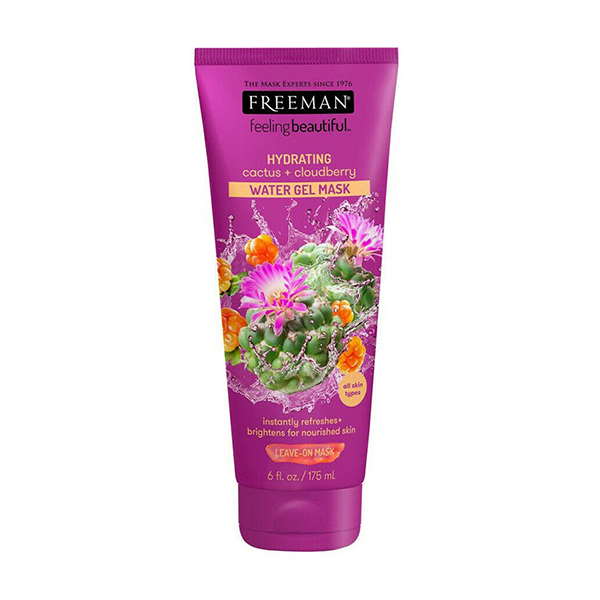 Freeman Feeling Beautiful Hydrating Cactus & Cloudberry Water Gel Mask 175ml in UK