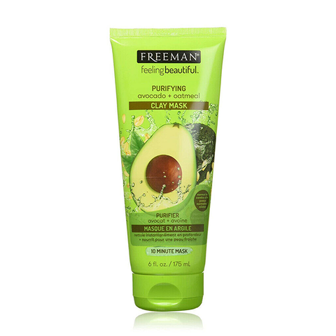 Freeman Feeling Beautiful Purifying Avocado & Oatmeal Clay Mask 175ml in UK