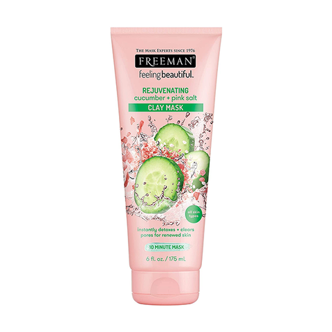 Freeman Feeling Beautiful Rejuvinating Cucumber & Pink Salt Mask 175ml in UK