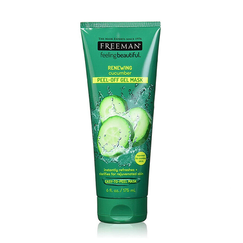 Freeman Feeling Beautiful Renewing Cucumber Peel-Off Gel Mask 175ml in UK