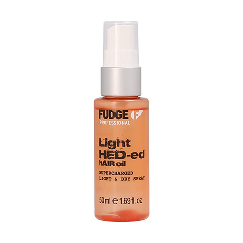 Fudge Light Hed-ed Hair Oil Supercharged Spray 50ml in UK