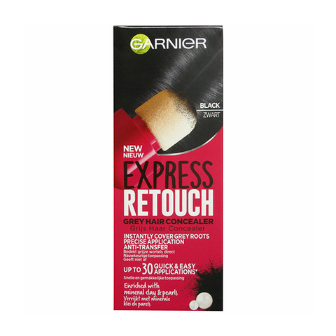 Garnier Express Root Touch Up Black 10ml in UK
