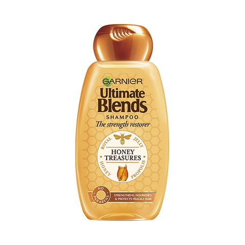 Garnier Ultimate Blends Strength Restorer Shampoo 250ml