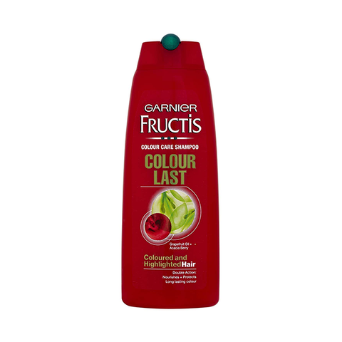 Garnier Fructis Color Last Shampoo 250ml in UK