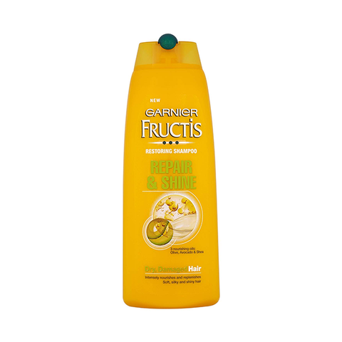 Garnier Fructis Repair & Shine Shampoo 250ml in UK