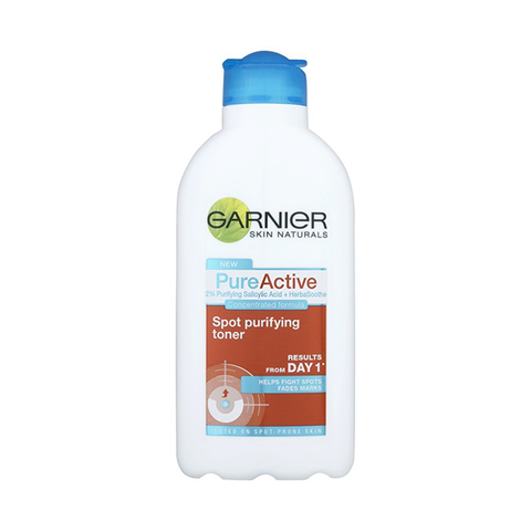 Garnier Pure Active Spot Purifying Toner 200ml in UK