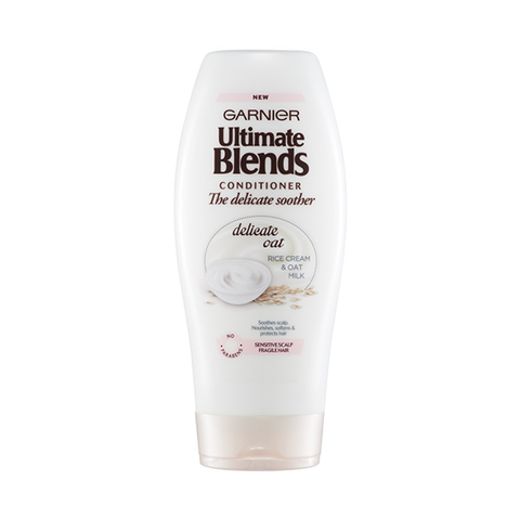 Garnier Ultimate Blends Delicate Soother Conditioner 400ml in UK