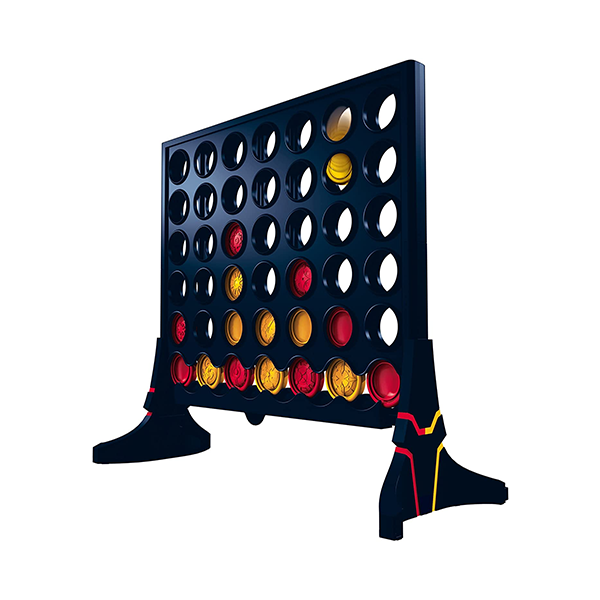 Hasbro Gaming Connect 4 Classic Grid Game in UK