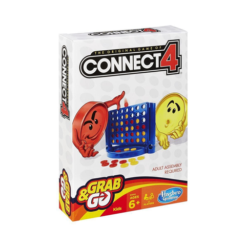 Hasbro Gaming Connect 4 Grab & Go Game in UK