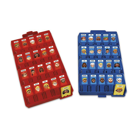 Hasbro Gaming Guess Who? Grab & Go Game in UK