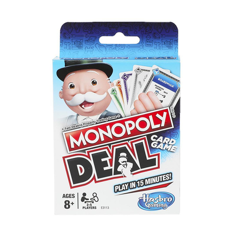 Hasbro Gaming Monopoly Deal Card Game in UK