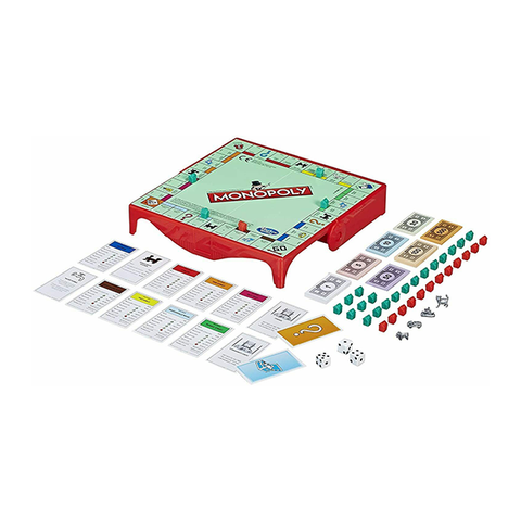 Hasbro Gaming Monopoly Grab & Go Game in UK