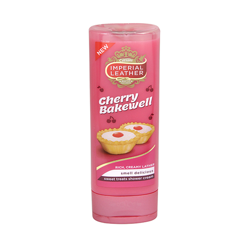 Imperial Leather Cherry Bakewell Shower Cream 250ml in UK