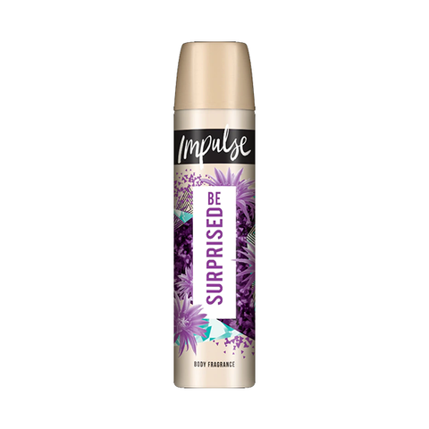 Impulse Be Surprised Body Spray Deodorant 75ml in UK