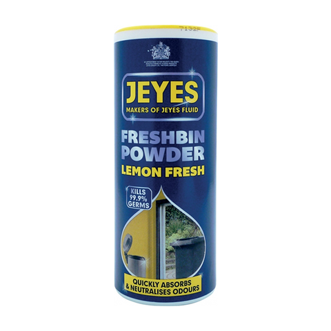 Jeyes Freshbin Powder Lemon Fresh 250g in UK