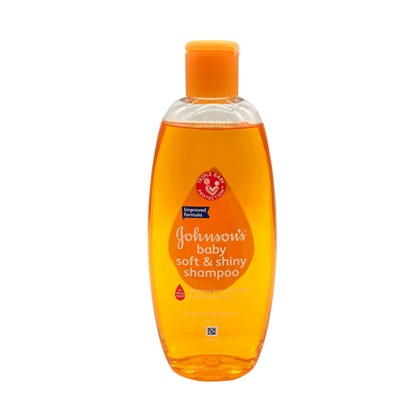 Johnson's Baby Soft & Shiny Shampoo 500ml in UK