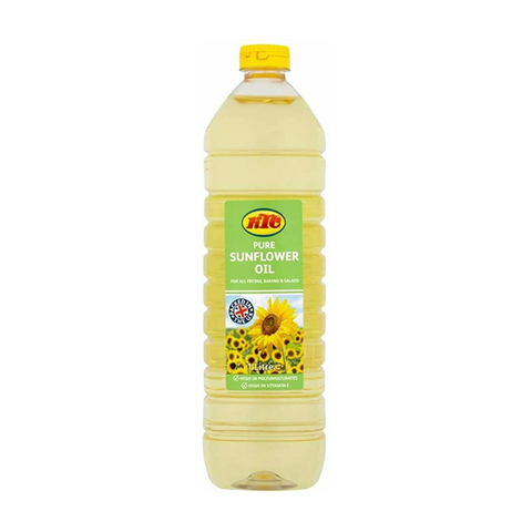 KTC Pure Sunflower Oil 1L in UK