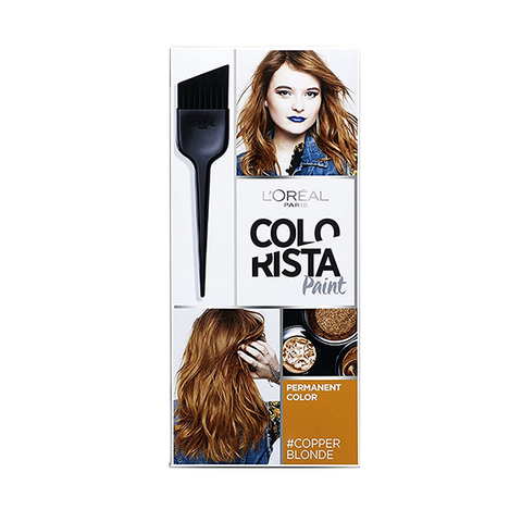 L'Oreal Colorista Paint Copper Blonde Permanent Hair Dye