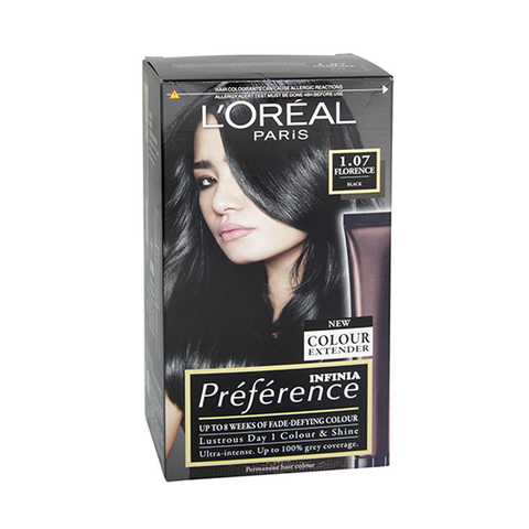 L'Oreal Infinia Preference Hair Colour 1.07 Florence in UK