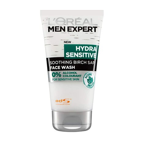 L'Oreal Men Expert Hydra Sensitive Cleanser 150ml in UK