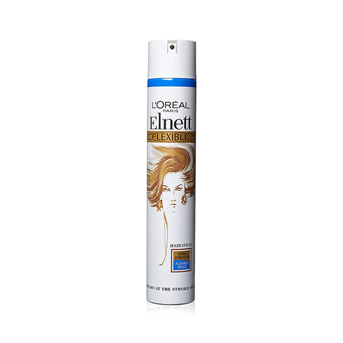 L'Oreal Paris Elnett Flexible Hold Hairspray 400ml in UK
